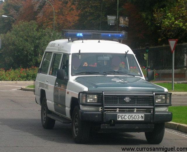 Algunas de las versiones para la Guardia Civil todavía pueden verse por nuestras carreteras.