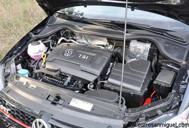 Un gran motor 1.8TFSi para un pequeño deportivo