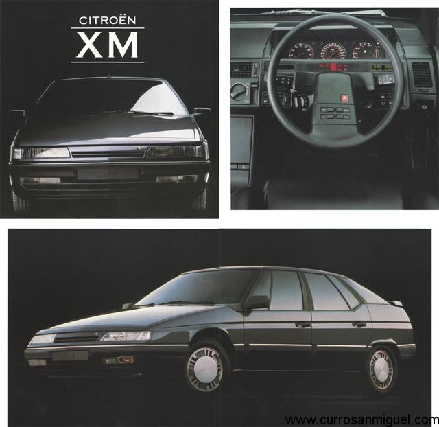 Se mirase por donde se mirase, el XM era un coche francamente atractivo.