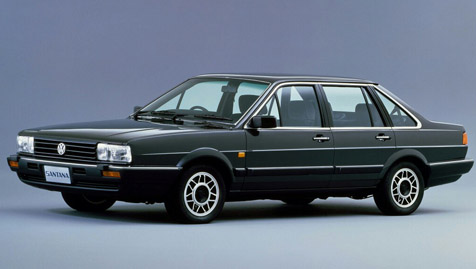 Resultado de imagen para Volkswagen Santana