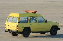 También como Follow Me en aeropuertos. El Nissan Patrol servía para todo.