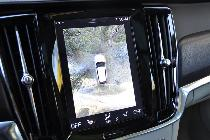 Con un coche tan grande, es muy recomendable es sistema de cámaras 360