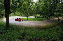 Algunos parques nacionales de Polonia se pueden recorrer con el coche.