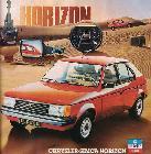 Su confusion de identidad Chrysler/Simca/Talbot al inicio fue normal