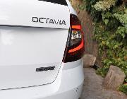 La denominación Octavia vuelve al Scout tras un par de años en solitario.