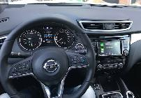 El cuadro no ha cambiado y sigue siendo muy completo. El volante sí que es nuevo y resulta más moderno y atractivo.