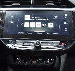 La pantalla multimedia es muy grande y ofrece un funcionamiento sencillo. Esta es la opcional, la de serie es un pelín más pequeña.