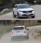 El Sorento ofrece muy buenas maneras sobre la carretera y una notable capacidad para salir de ella.