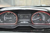 El cuadro de este 208 es específico de la versión GTi