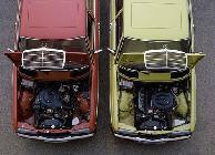Gasolinas suaves y veloces o diesel austeros y potentes, había para todos los gustos
