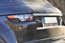 La denominación SD4 identifica al Evoque diesel más potente. El polvo del camino, a cualquiera con tracción 4WD…