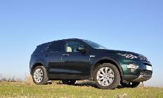 El Discovery Sport no es tan fashion como sus hermanos Range pero también es un coche agraciado a la vista