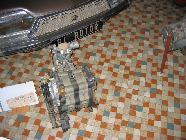 Un exótico superviviente: un GS birotor… y su rotor.