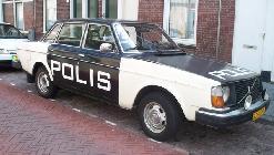 Quizá por eso durante años fue el coche favorito de la policía escandinava