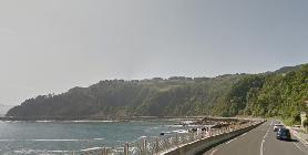20 curvas y 20 rectas entre el mar y la montaña con una panorámica fantástica de la costa guipuzcoana