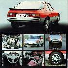 El 924 turbo se presentó de la manera más ochentera -hoy diríamos hortera- posible...