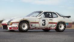 Así eran los 924 Carrera GT de Lemans.