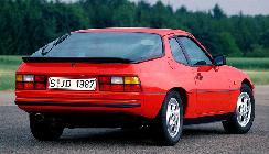 Porsche 924S de 1988. Último año de fabricación del modelo.