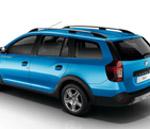 Dacia Logan MCV… Stepway!
