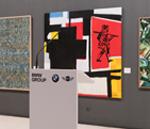 Exposición de pintura BMW