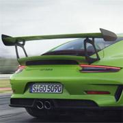 Nuevo 911 GT3RS