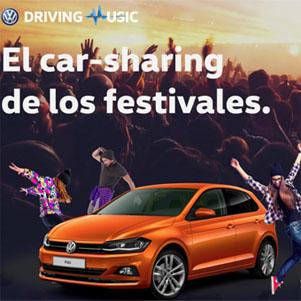 De festivales musicales con Volkswagen