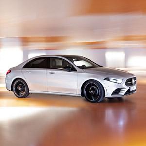 Nuevo Mercedes-Benz Clase A Sedán