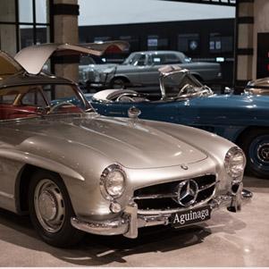 Mercedes Benz en Bilbao
