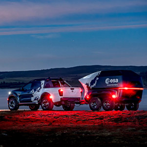 Nissan Navara Dark Space