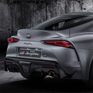 Vuelve el Toyota Supra