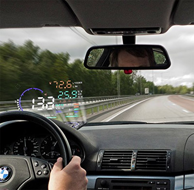 Blesys Head Up display