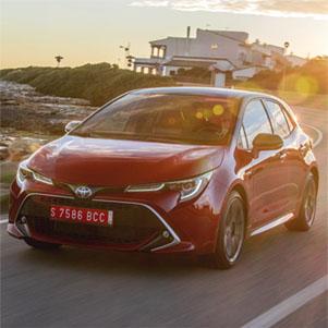 Toyota Corolla ya disponible
