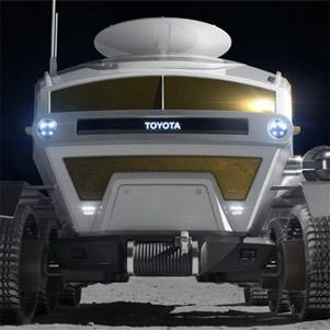 Toyota se va a la luna
