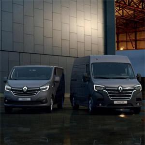 Ofensiva Renault Vehículos Comerciales
