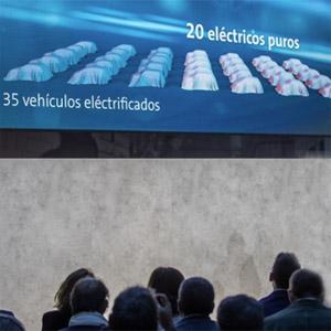 Despliegue eléctrico Volkswagen