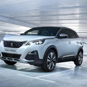Gama híbrida Peugeot