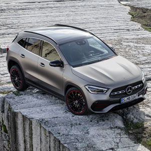 Nuevo Mercedes Benz GLA