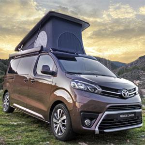 La Camper de Toyota