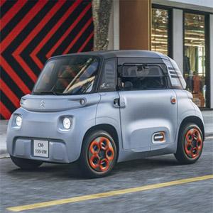 Nuevo Citroën Ami