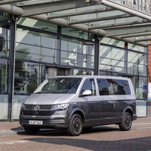Volkswagen actualiza el T6