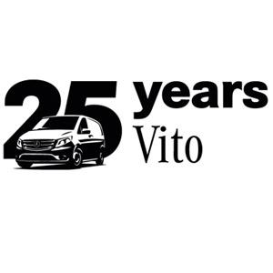 Mercedes-Benz Vito 25th