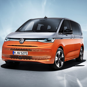 Nueva Volkswagen Multivan