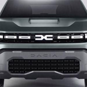 Nueva imagen Dacia