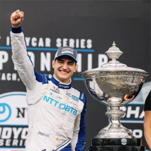 Alex Palou conquista Indycar