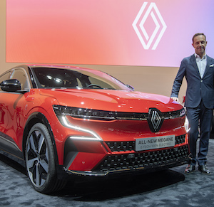 Nuevo Renault Megane E-Tech