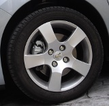 Peugeot 207SW HDi90 Sport