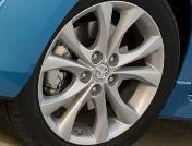 Test Mazda 3  2.0DISI Sportive