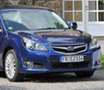 Mejoras de equipamiento en Subaru