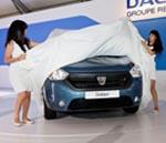 Dacia Dokker en Marruecos