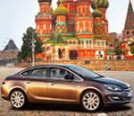 Novedades Opel en Moscú